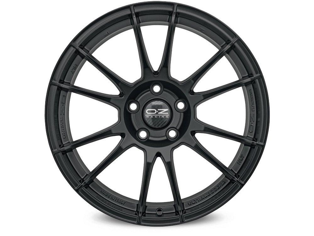set of 4 alloy wheels oz racing ultraleggera hlt 9x19. Black Bedroom Furniture Sets. Home Design Ideas