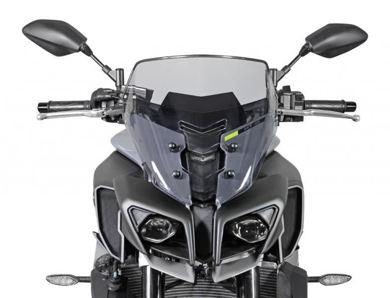 Motorcycle Windshields MRA YAMAHA YZF R 1 //M transparent 2015- form R RN32