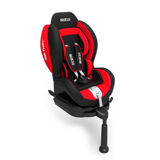Sparco f500i child seat red 9 18 kg racing karting motorsport child seats 9 18 - Silla bebe sparco ...