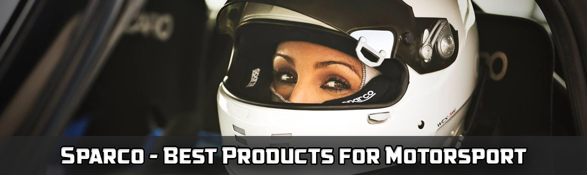 Sparco - Best products for Motorsport