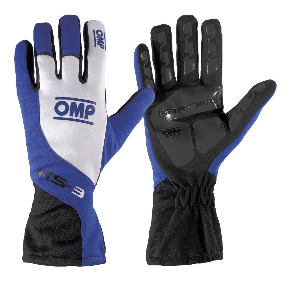Omp Sport Gloves: OMP Racing KS-3 Karting Gloves