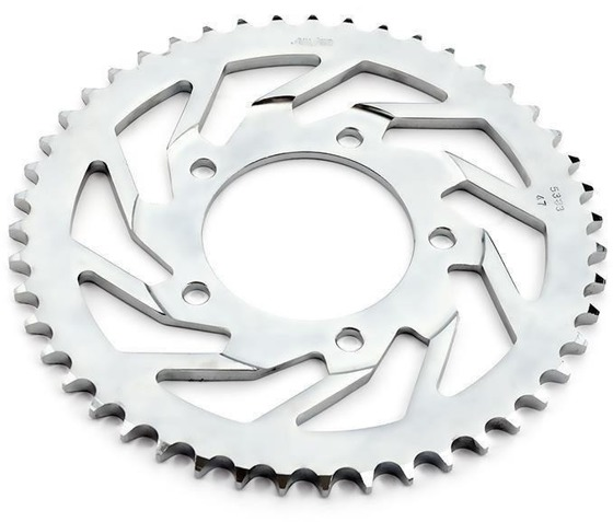 Chain and Sprockets set DID50VX 108 SUNF524-18 SUNR1-5698-43 (50VX-SPEED TRIPLE T509 955 97-)