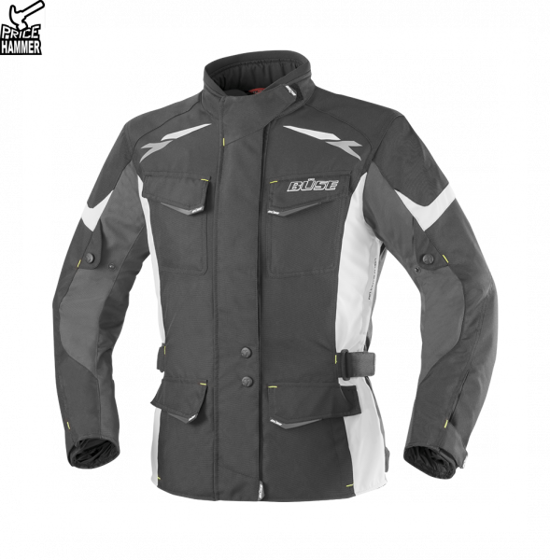 Ladies Motorcycle Jacket BUSE LAGO II