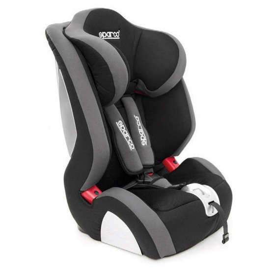 Sparco F1000k Child Seat grey (15 - 36 kg)