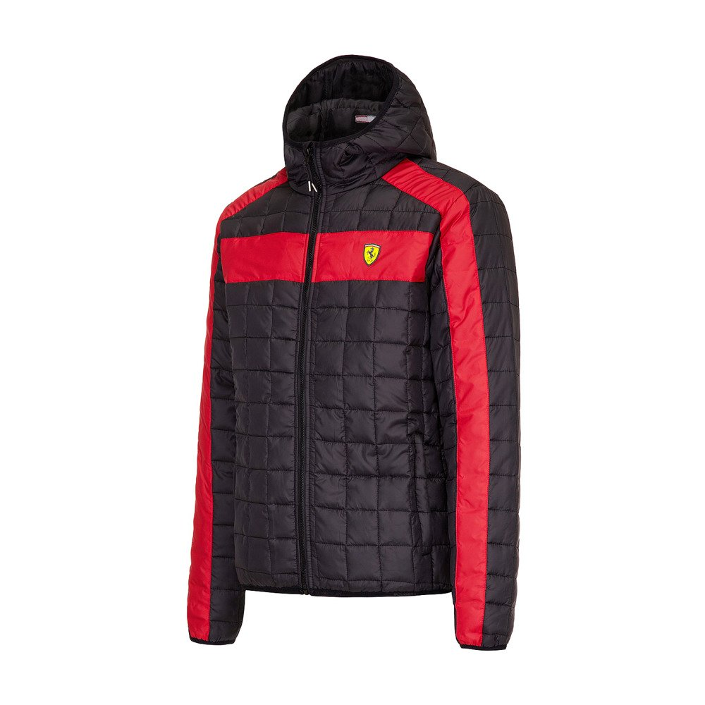 ferrari f1 team 2016 padded jacke bekleidung und zubeh r. Black Bedroom Furniture Sets. Home Design Ideas