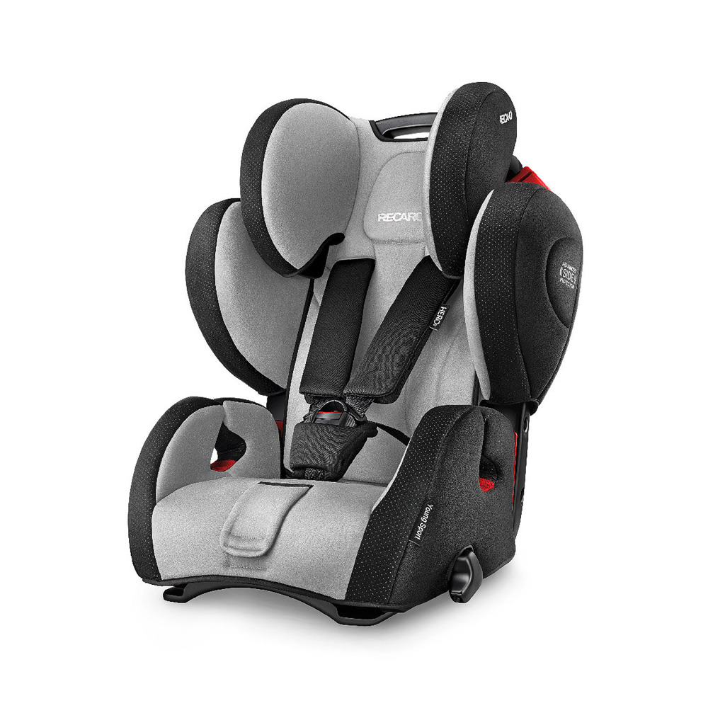 recaro kindersitz young sport hero graphite 9 36kg graphite motorsport kindersitz. Black Bedroom Furniture Sets. Home Design Ideas