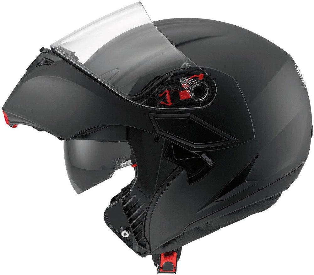 Bardzo dobryFantastyczny Kask motocyklowy szczękowy AGV COMPACT ST | MOTOCYKLISTA \ KASKI JX69